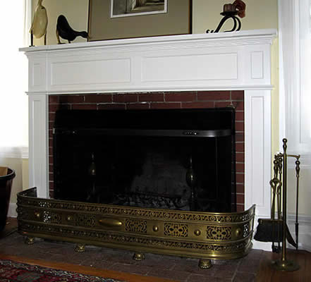 andrew smith woodworking quality custom fireplace surrounds